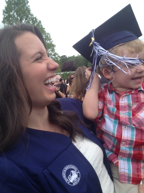 Silly Boy, Grad Cap