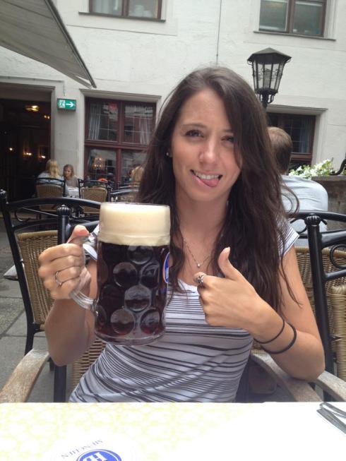Giant Beer!